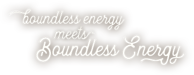 Boundless Energy Meets Boundless Energy